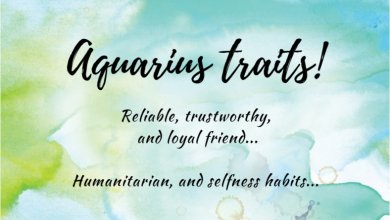 Photo of Aquarius Traits