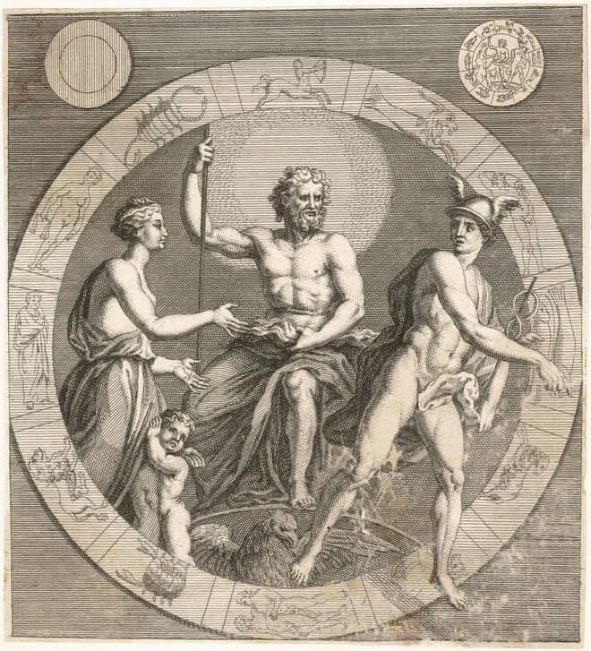 Greek Zodiac