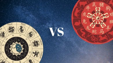 Photo of 6 Differences between Chinese Horoscope and Western Astrology
