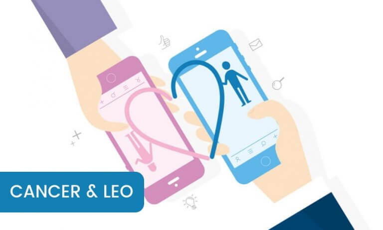 Cancer and Leo compatibility