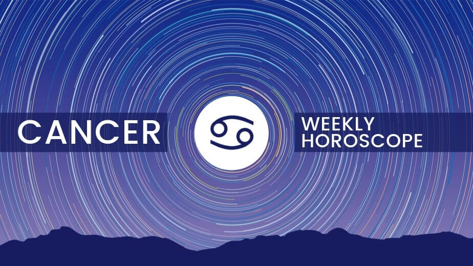 Cancer Weekly Horoscope | Daily, Weekly, Monthly | Ask Astrology