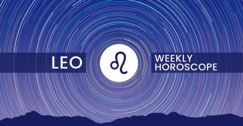 Leo Weekly Horoscope