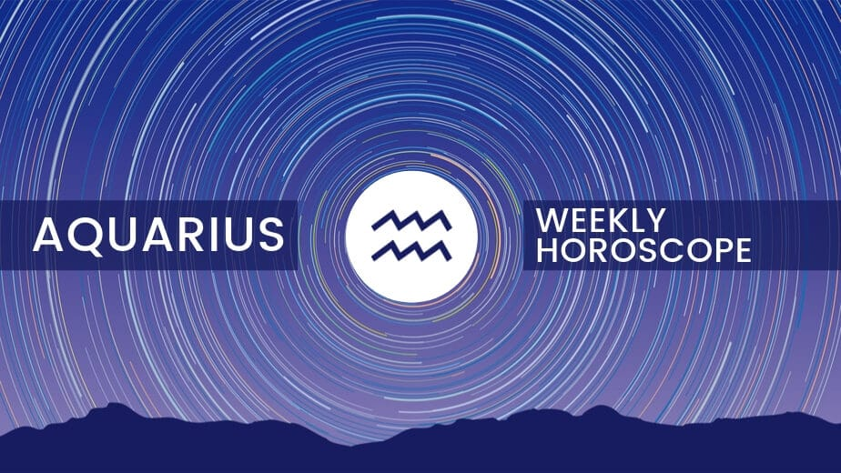 Aquarius Weekly Horoscope | Daily, Weekly, Monthly | Ask Astrology