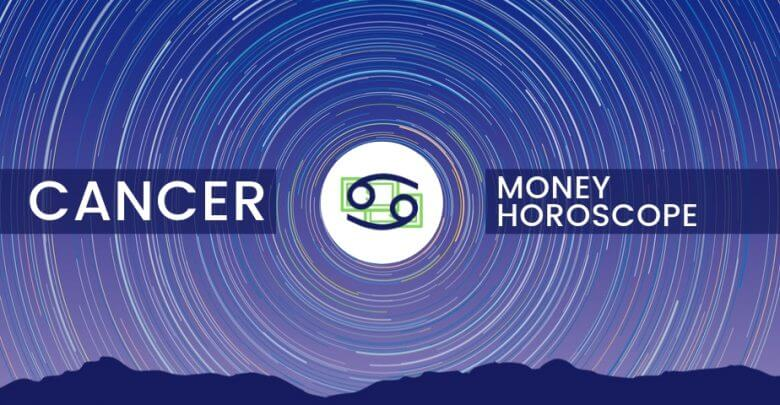 Cancer Money Horoscope