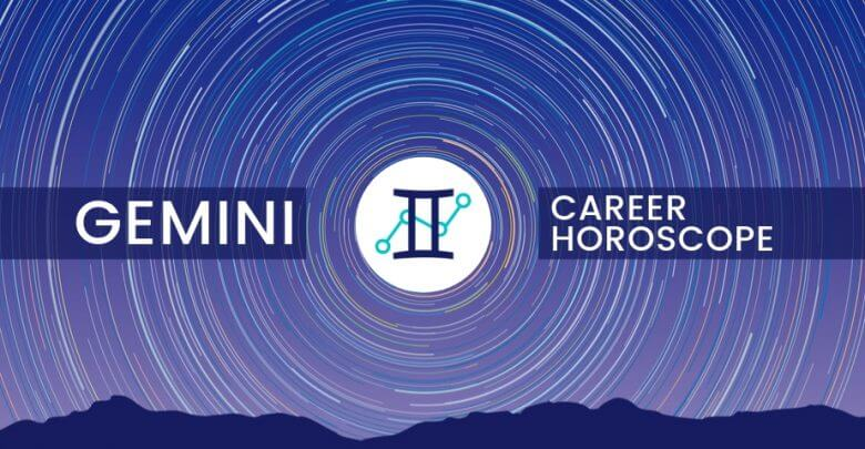 Gemini Career Horoscope