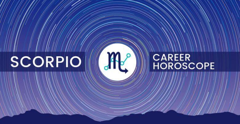 Scorpio Career Horoscope