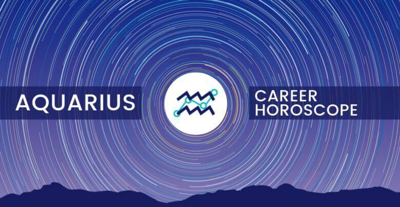 Aquarius Career Horoscope