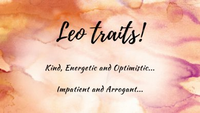 Leo traits