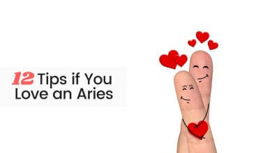 Aries in love