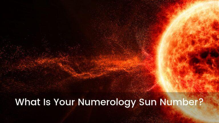 Sun Number
