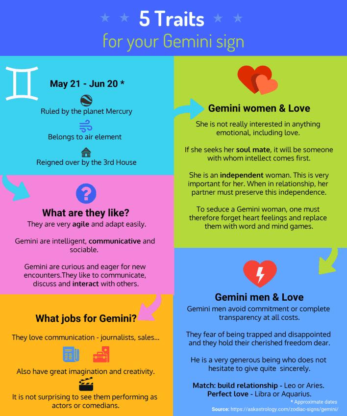 Gemini infographics