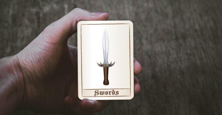 Suit of Swords