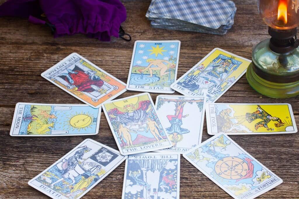 Tarot-kortti matchmaking