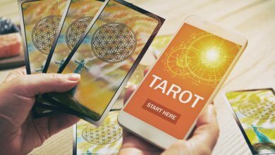 Tarot Reading App
