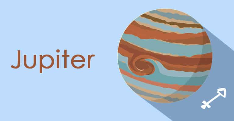 Photo of Jupiter's Transit through Sagittarius