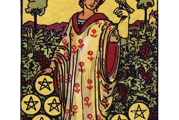 Nine of Pentacles | Minor Arcana | Ask Astrology