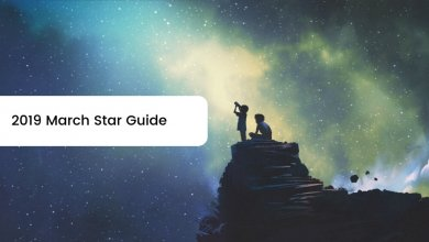 March Star Guide