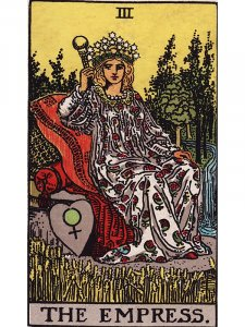 The Empress Tarot Card Meanings