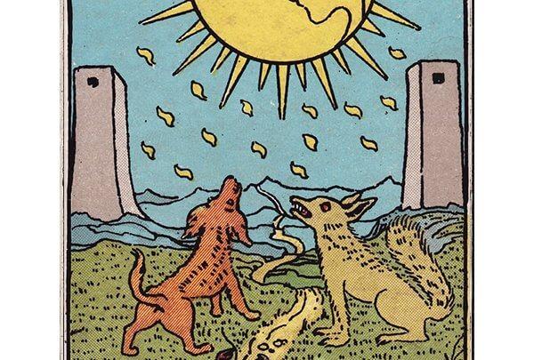 The Moon Tarot Card | Major Arcana | Ask Astrology