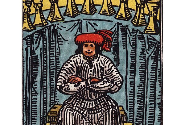 Nine of Cups | Minor Arcana | Ask Astrology