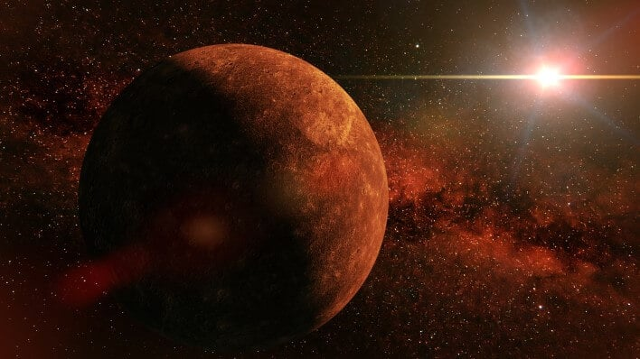 Sun Mercury