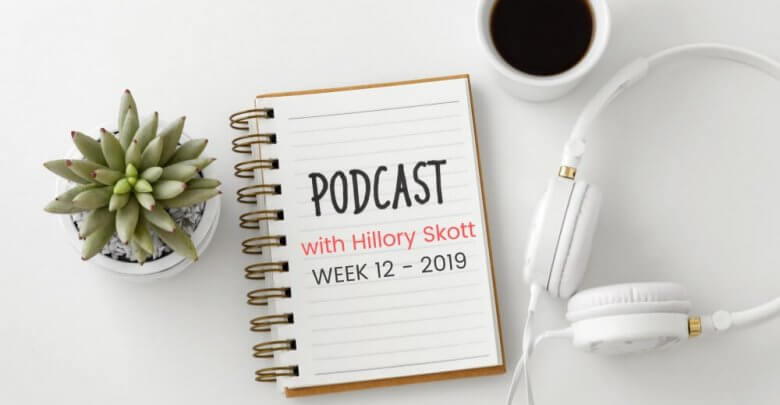 Astrology Podcast Week 12