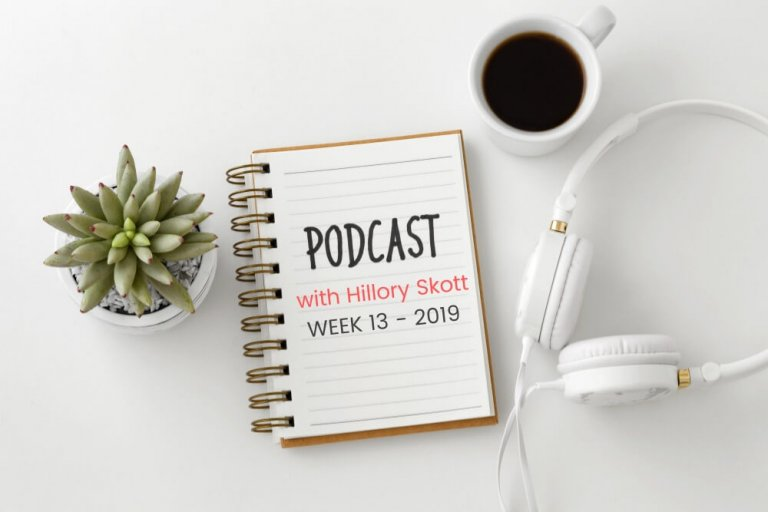 Astrology Podcast Week 13