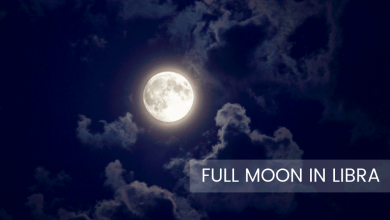 Photo of Full Moon in Libra on March 21, 2019