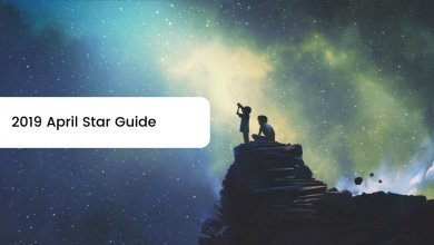 2019 April Star Guide