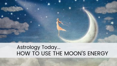 How to Use the Moon Energy