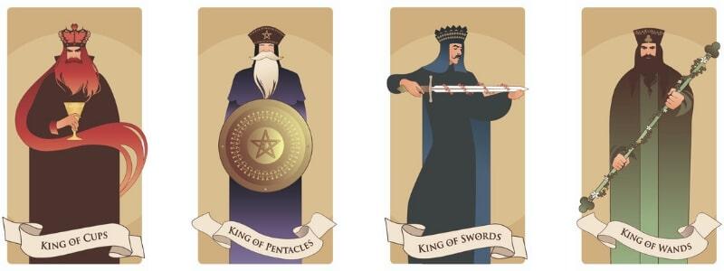 Kings Tarot