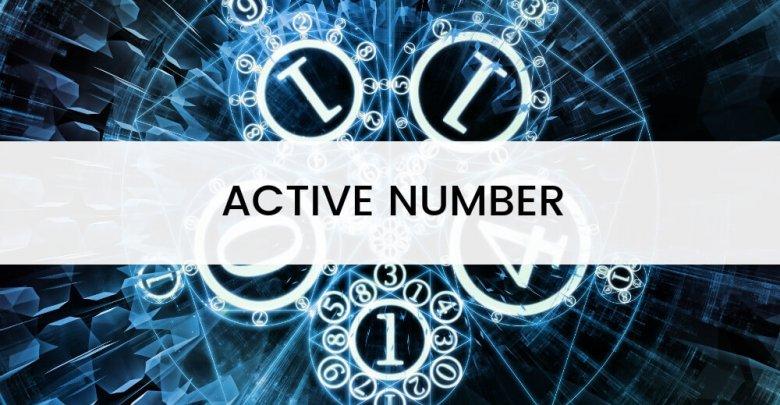 Active Number