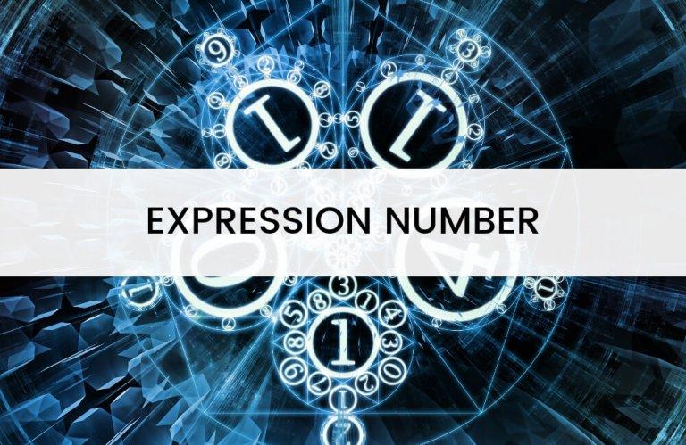 Expression Number