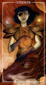 Ostara Tarot Strength