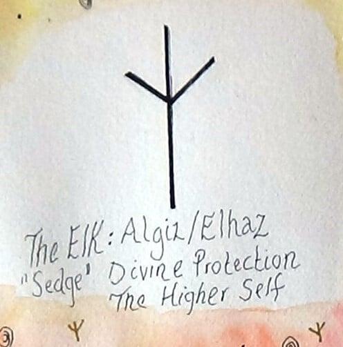 Algiz-Elhaz