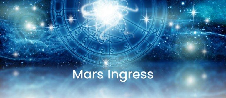 Mars Ingress
