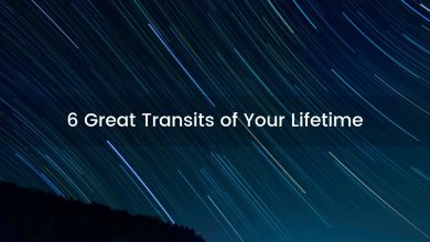 6 Great Transits of Your Lifetime