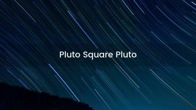 Pluto Square Pluto