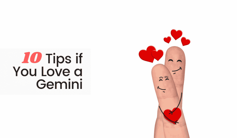 10 Tips if you Love a Gemini