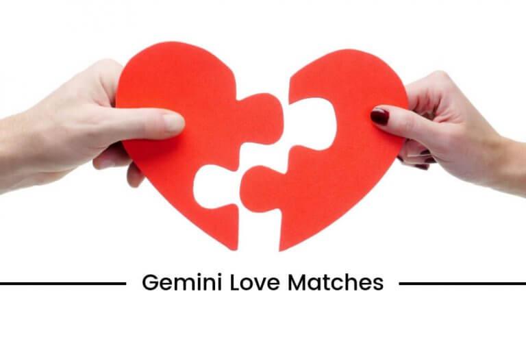 Gemini Love Matches
