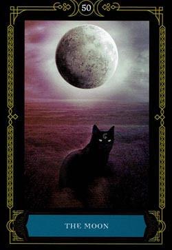 WHN Tarot The Moon