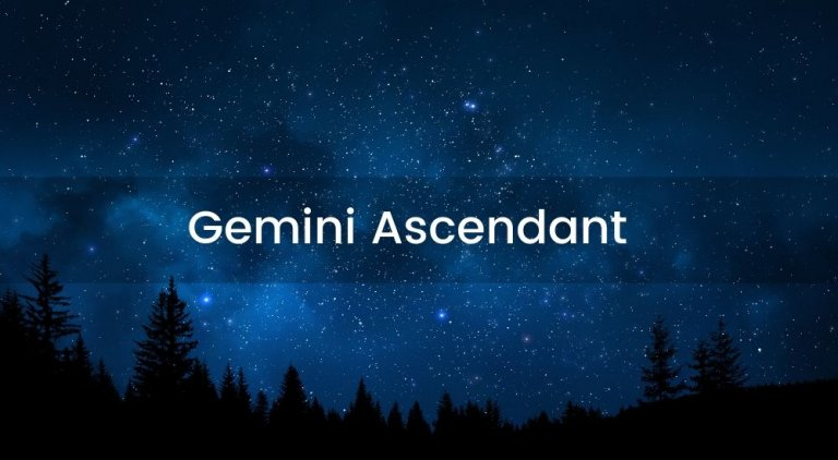 gemini ascendant