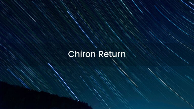 Chiron Return