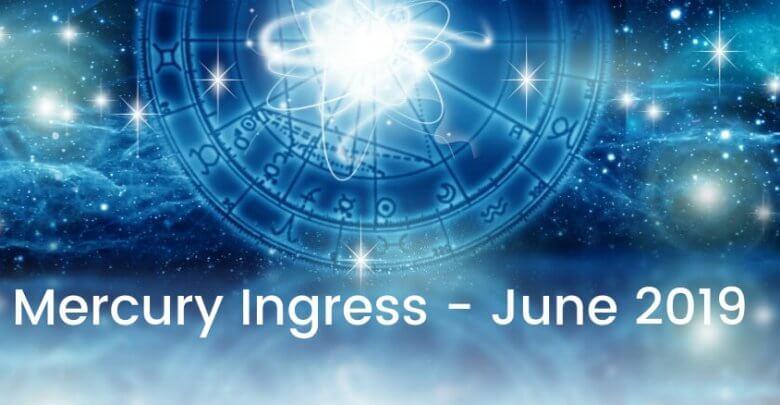 Mercury Ingress June 2019