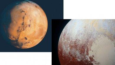 Photo of Mars Opposes Pluto: Tearing Down to Rebuild