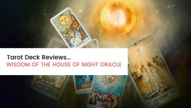 Photo of Deck Review: Wisdom of the House of Night Oracle