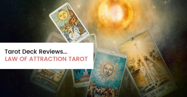 Deck Review Law of Attraction Tarot
