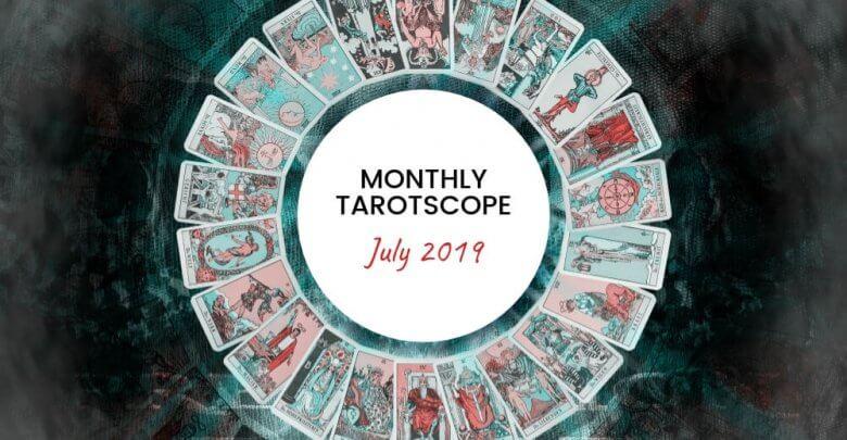 Tarotscope for July 2019