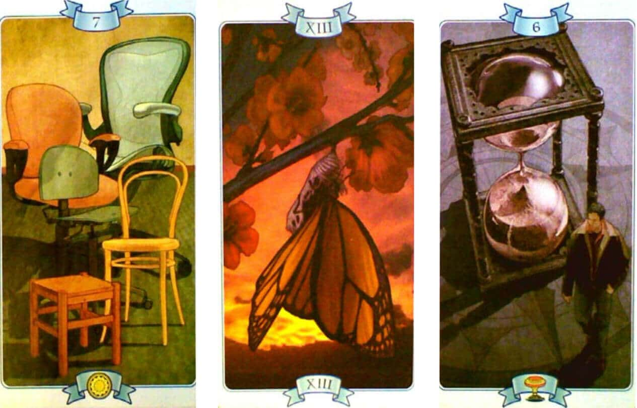 Tarot Deck Review: Law of Attraction Tarot | Ask Astrology Blog