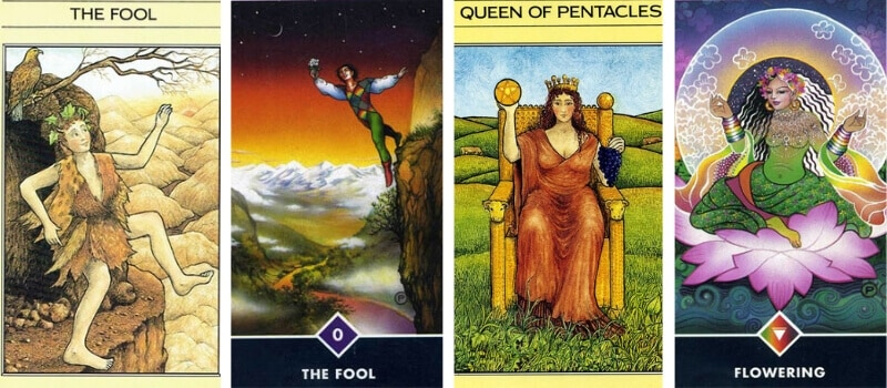 Art Tarot 1st set of cards